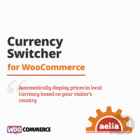 Плагин WordPress - Aelia Currency Switcher for WooCommerce v4.7.14