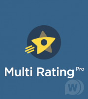 Плагин WordPress - Multi Rating Pro v5.5.1